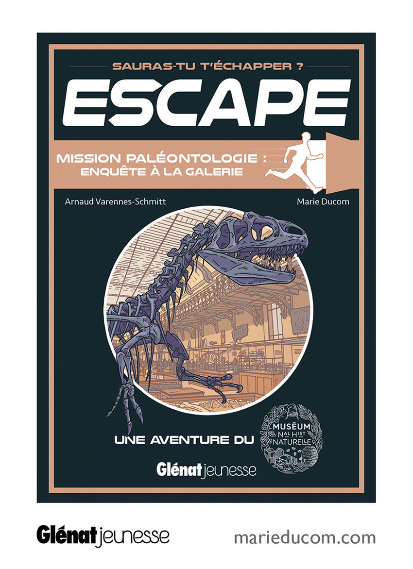 Paleontology-Book-8-Marie-Ducom-2019