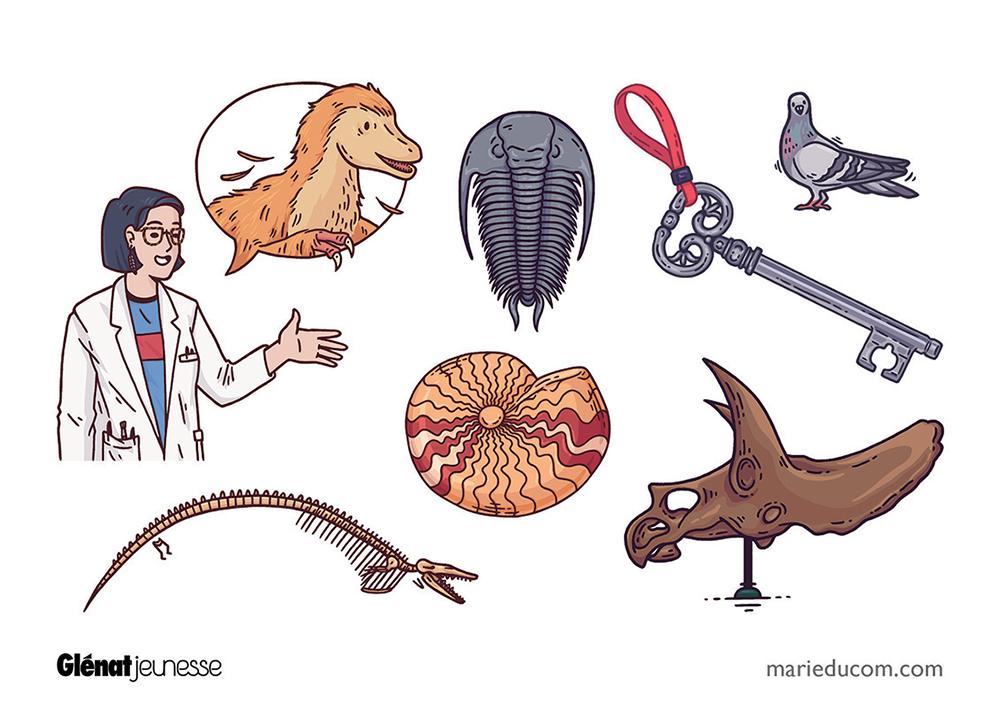 Paleontology-Book-9-Marie-Ducom-2019