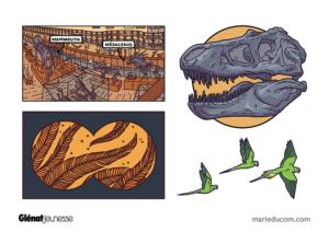 Paleontology-Book-3-Marie-Ducom-2019
